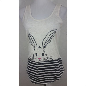 Fruit of the Loom Medium Tank Top Sleepwear Bunny